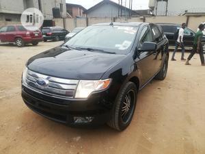 Ford Edge 2008 Black | Cars for sale in Lagos State, Ifako-Ijaiye