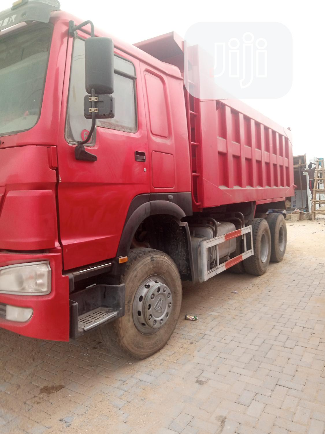 Foreign Used Howo Trucks