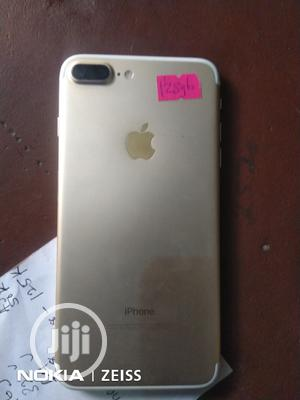 Apple iPhone 7 Plus 128 GB Silver   Mobile Phones for sale in Lagos State, Ikeja