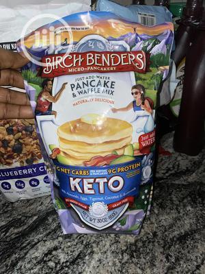 Birch Bender Keto Pancake Waffle Mix   Meals & Drinks for sale in Abuja (FCT) State, Gwarinpa