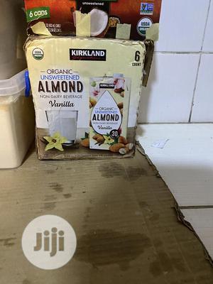 Kirkland Signature Organic Almond Milk, Vanilla | Feeds, Supplements & Seeds for sale in Abuja (FCT) State, Gwarinpa
