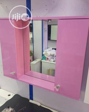 Cabinet Mirror Two Door   Furniture for sale in Lagos State, Victoria Island