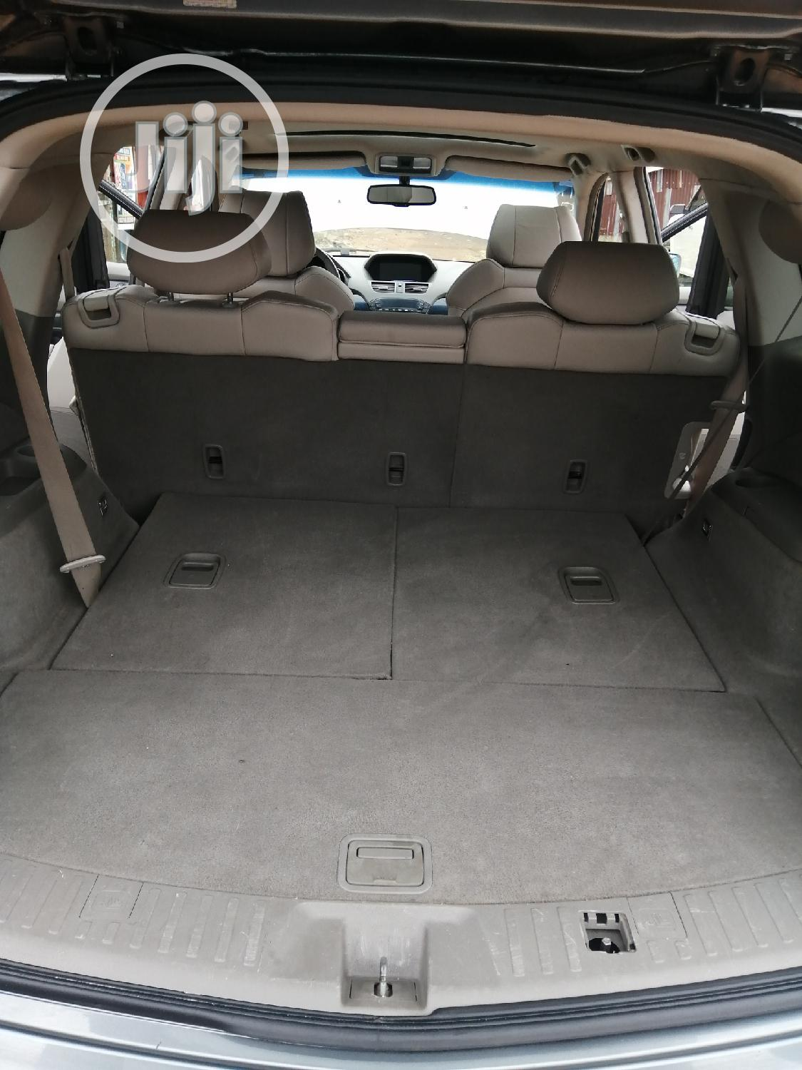 Acura MDX 2008 SUV 4dr AWD (3.7 6cyl 5A) Gray | Cars for sale in Ojo, Lagos State, Nigeria
