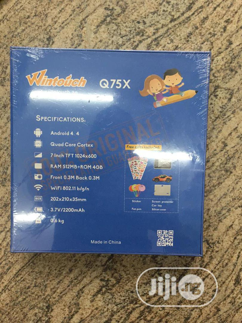New Wintouch Q75S 4 GB | Tablets for sale in Ikeja, Lagos State, Nigeria