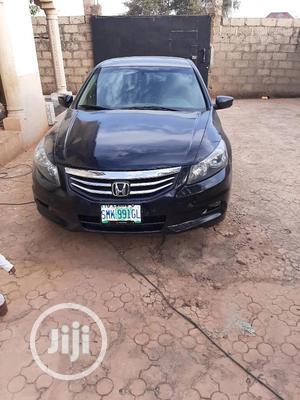 Honda Accord 2012 Sedan EX-L Black | Cars for sale in Enugu State, Enugu