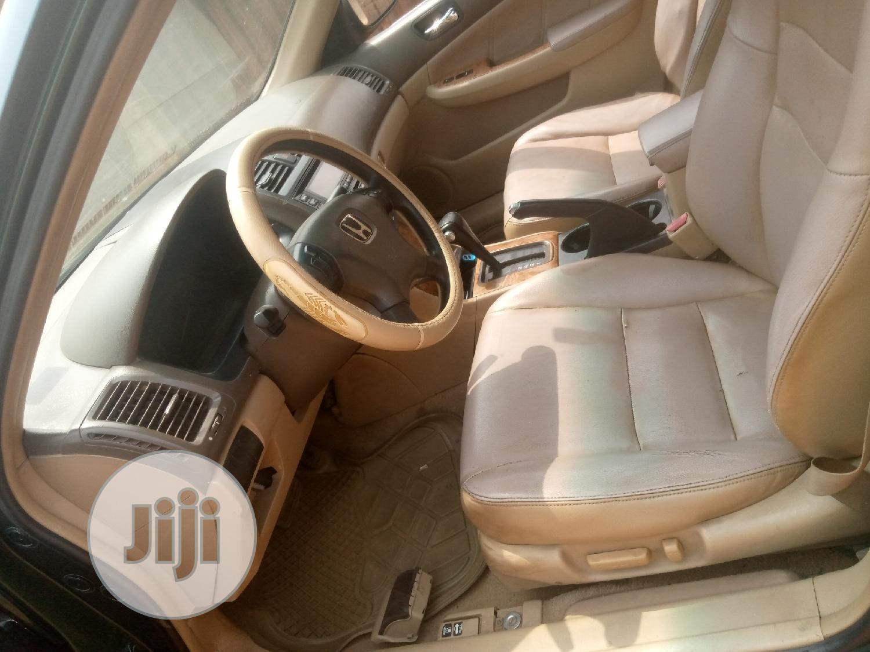 Archive: Honda Accord 2005 2.0 Comfort Automatic Green