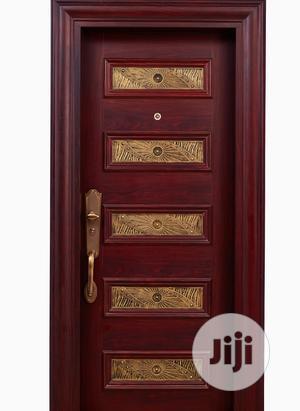 Heavy Duty 061 Steel Door   Doors for sale in Delta State, Warri