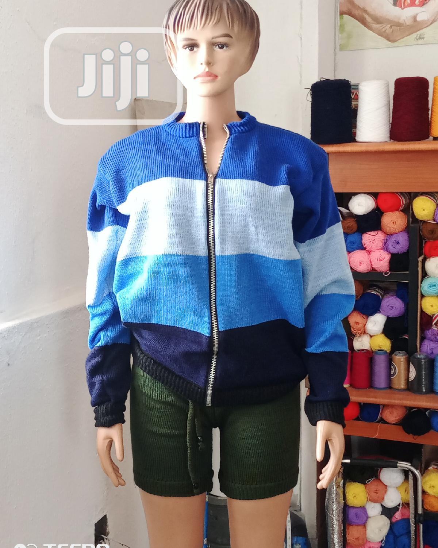 Trendy Sweater