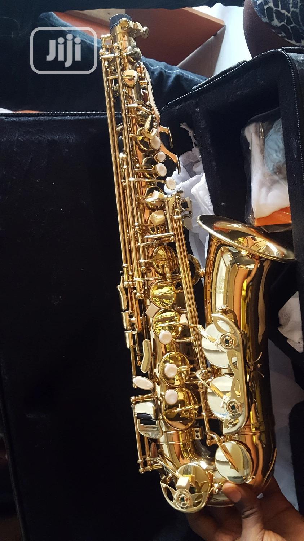 Original Sangen Alto Saxophone