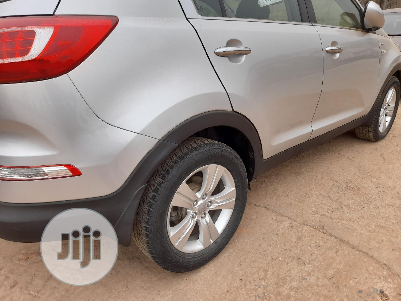Archive: Kia Sportage 2012 EX 4dr SUV (2.4L 4cyl 6A) Silver