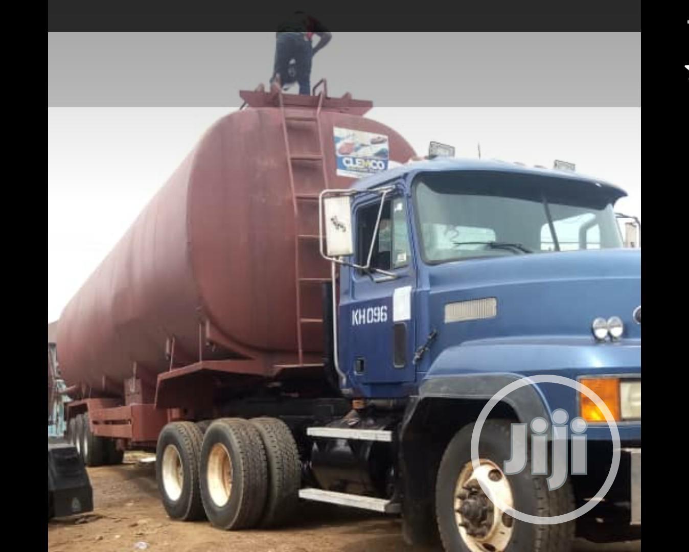 Archive: 75,000 L Mack Tanker Truck