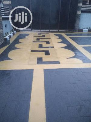 Floor Stamping Concrete Design   Building & Trades Services for sale in Imo State, Owerri