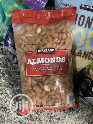 Kirkland Signature Nuts, Almonds, 48 Ounce / 3lb/ 1.36kg   Meals & Drinks for sale in Abuja (FCT) State, Gwarinpa