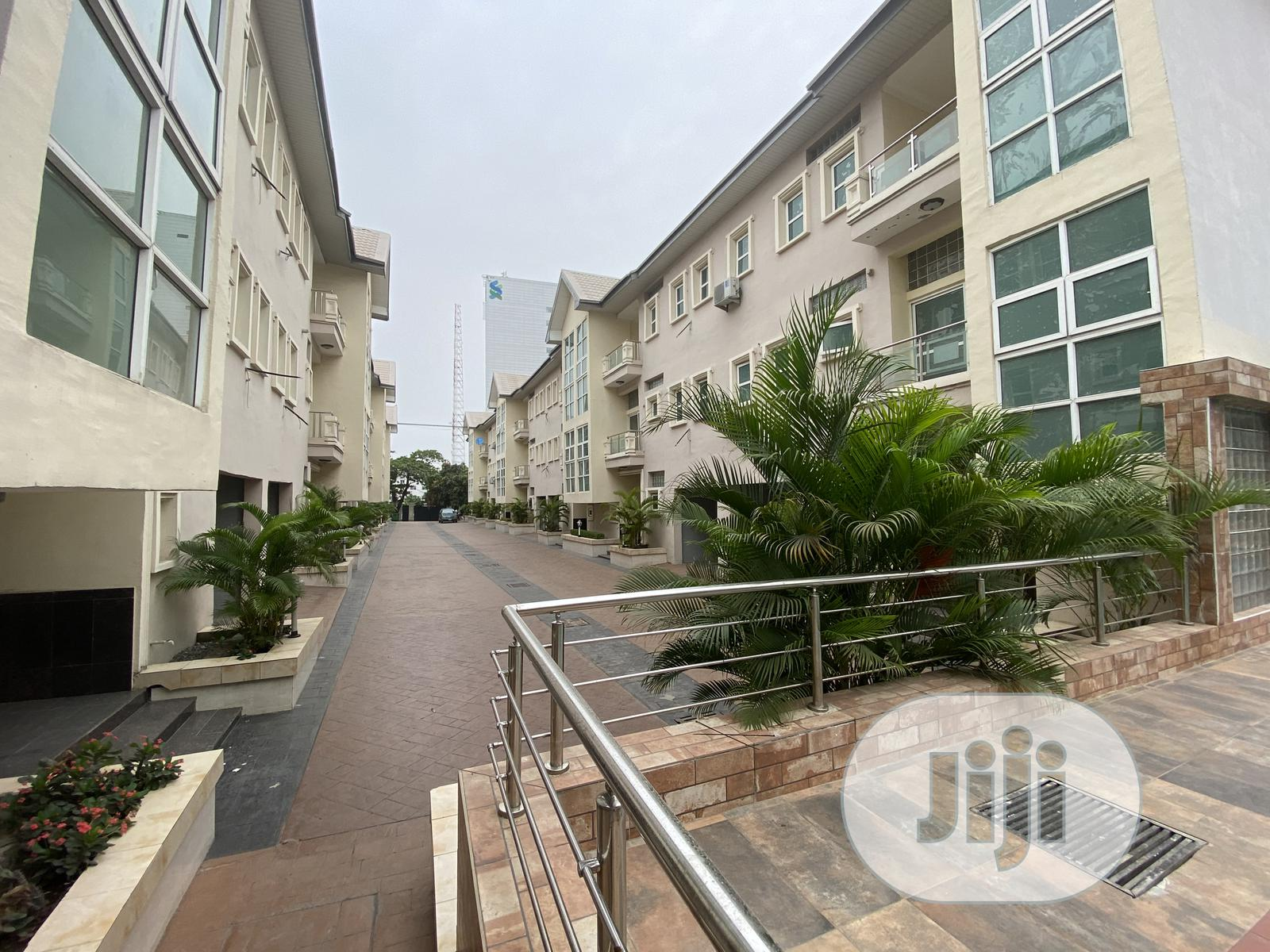 Spacious 4 Bedroom Terrace Duplex With a Bq to Let at VI