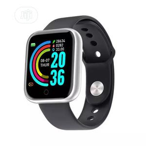 Y68 Smart Watch With Fitness Tracker | Smart Watches & Trackers for sale in Akwa Ibom State, Uyo