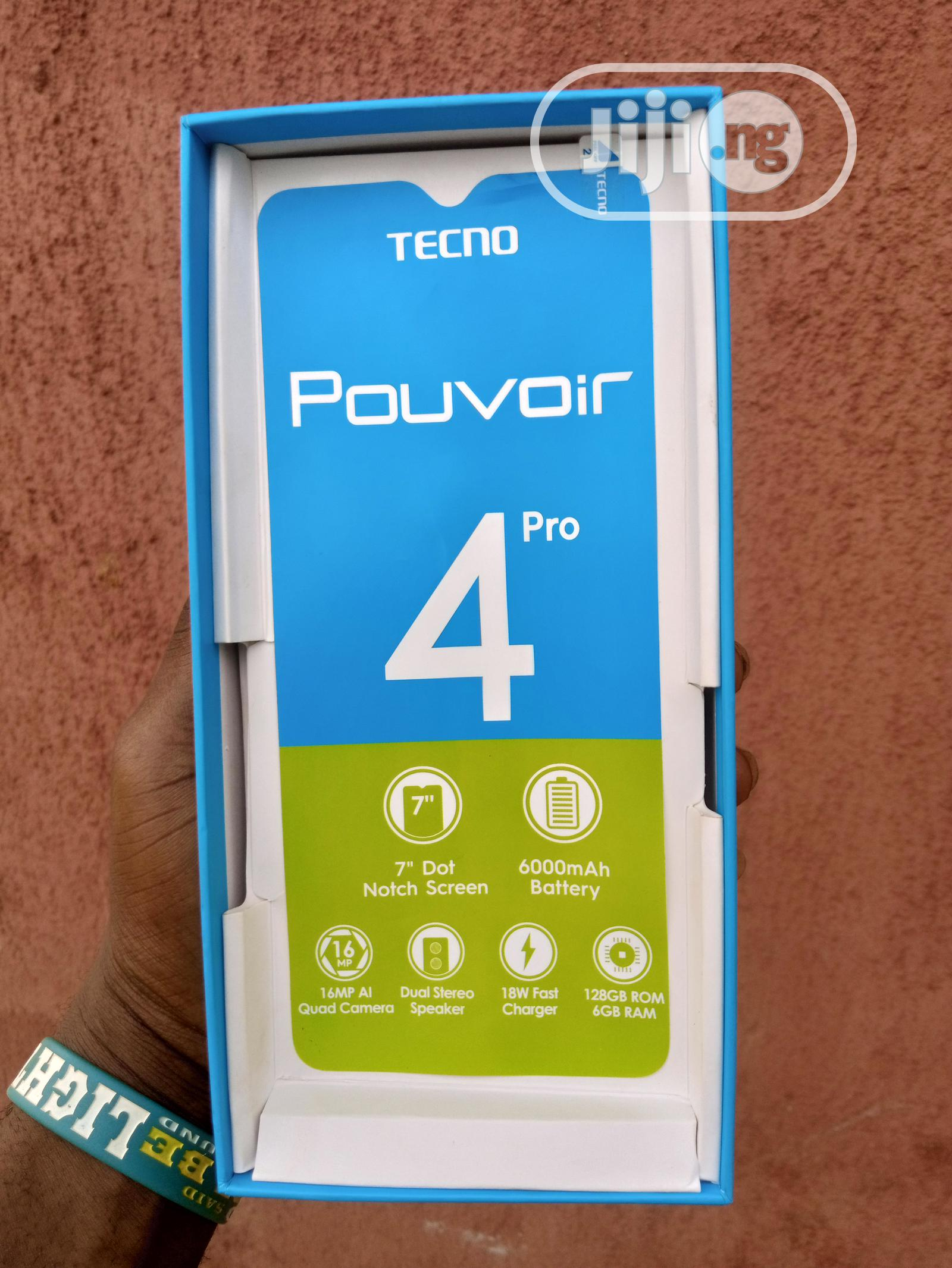 Archive: Tecno Pouvoir 4 Pro 128 GB Green