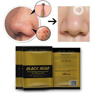 Black Head Removal Face Mask (5pcs) | Skin Care for sale in Lagos State, Ikeja