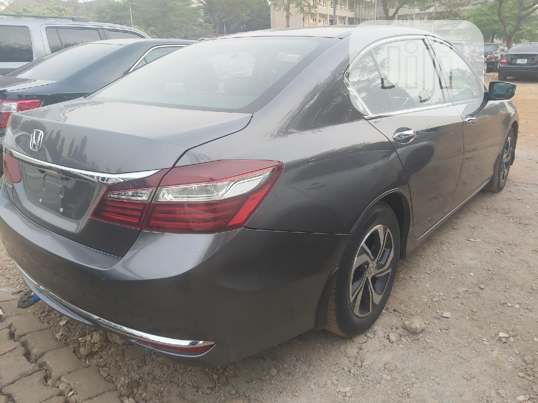 Honda Accord 2017 Gray | Cars for sale in Utako, Abuja (FCT) State, Nigeria