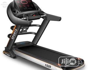 3hp Treadmill With Max User Weight 150kg   Sports Equipment for sale in Lagos State, Surulere