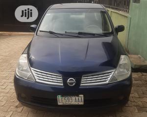 Nissan Tiida 2006 1.5L 16V Blue   Cars for sale in Lagos State, Gbagada