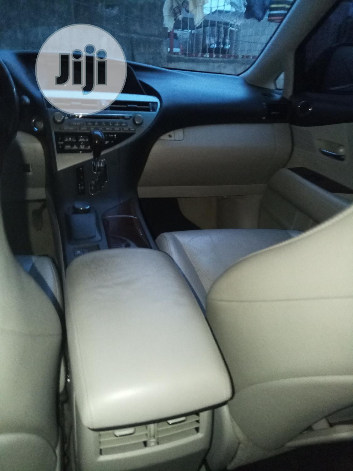 Lexus RX 2010 350 Gray   Cars for sale in Surulere, Lagos State, Nigeria