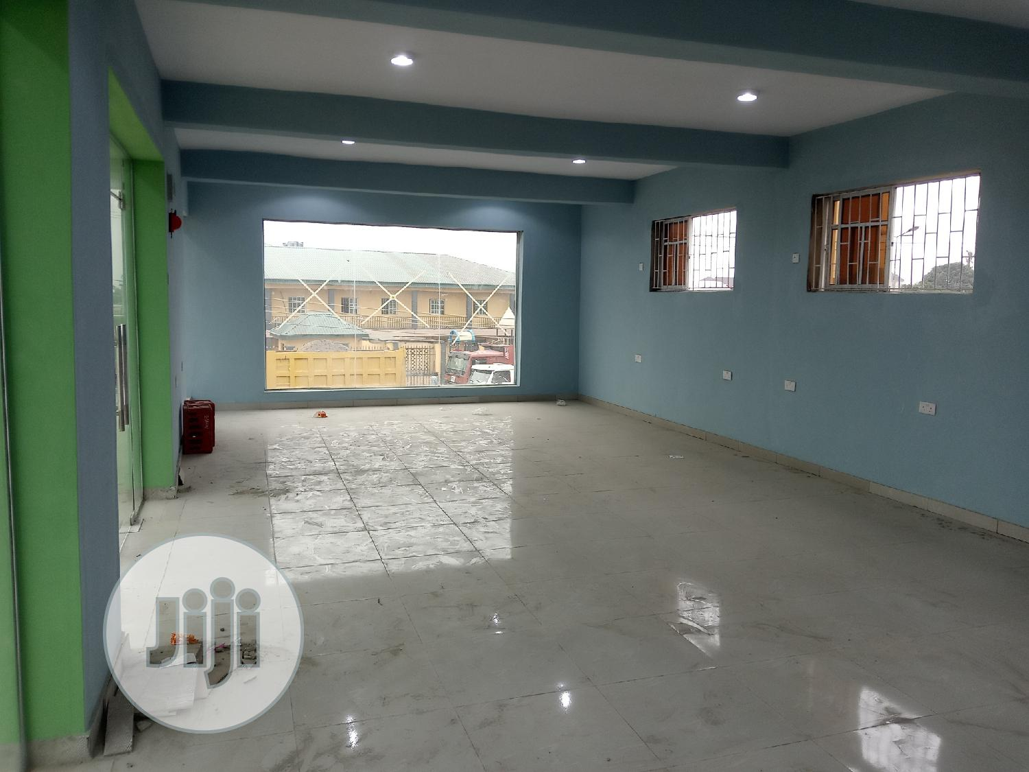 Shops / Office Space Good 4 Supermarket, Sale Outlet Etc | Commercial Property For Rent for sale in Ajah, Lagos State, Nigeria