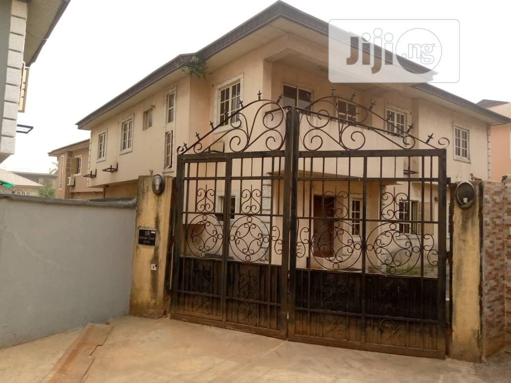 Archive: 5bedrooms Semi Detached Duplex With Boys Qta