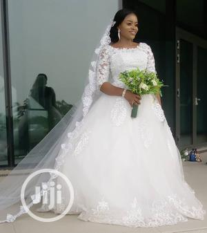 Beautiful Wedding Gown | Wedding Wear & Accessories for sale in Abuja (FCT) State, Mpape