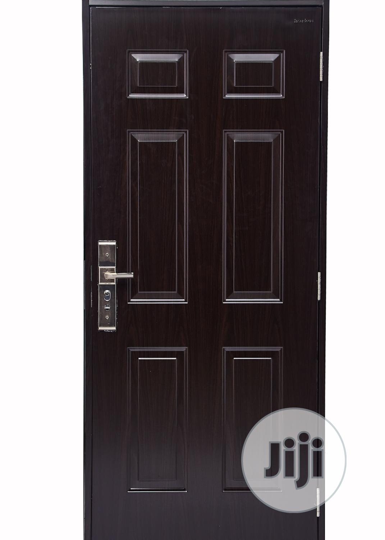 900*2100 Steel Wooden Door | Doors for sale in Warri, Delta State, Nigeria