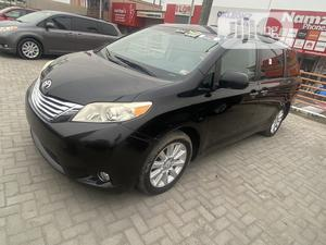Toyota Sienna 2011 XLE 7 Passenger Black   Cars for sale in Lagos State, Ajah