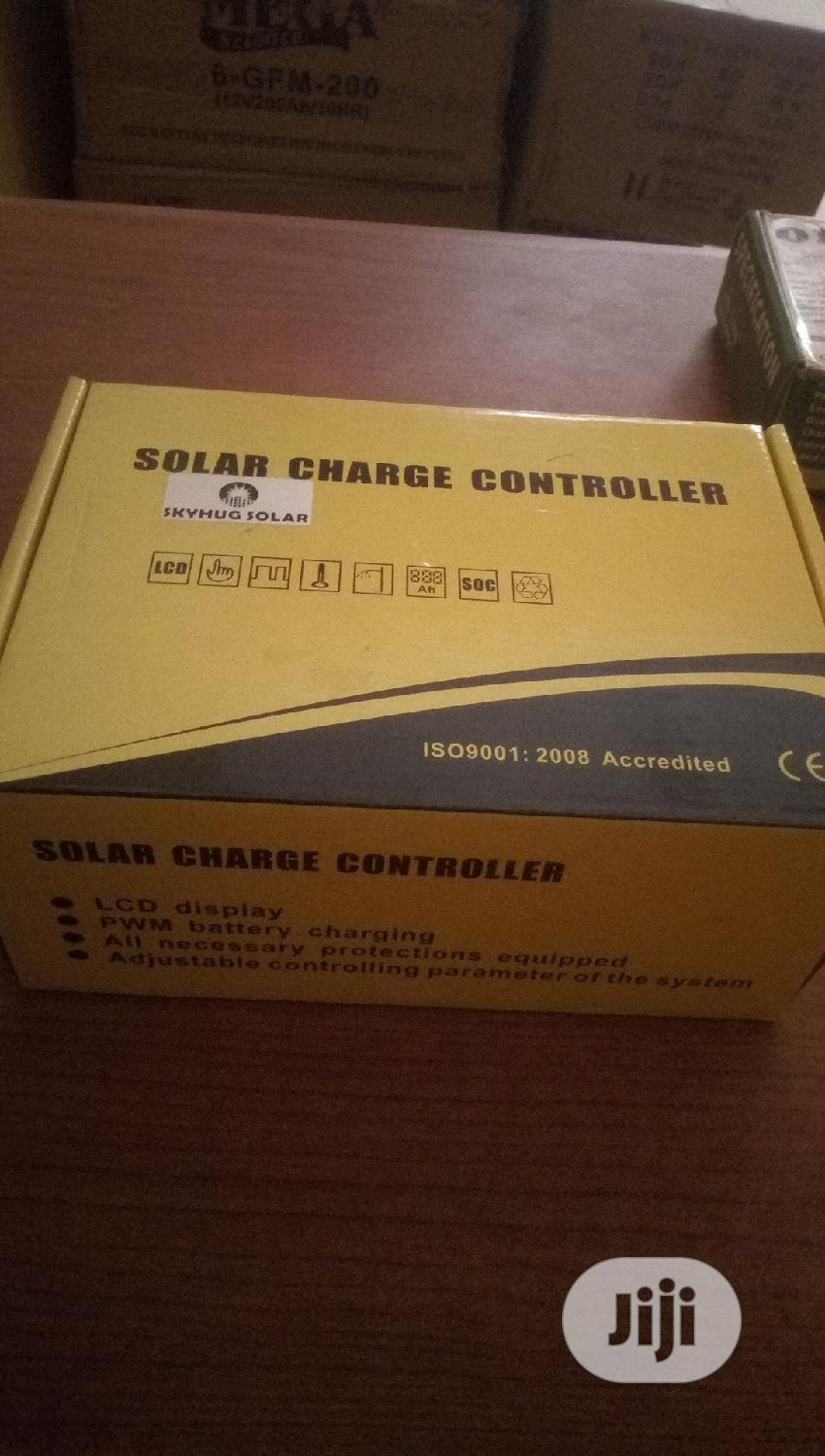 60ah 12 to 48v Solar Charger Controller