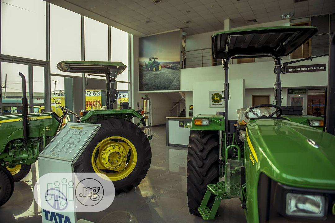 New John Deere Tractor 65hp 2wd   Heavy Equipment for sale in Oshodi, Lagos State, Nigeria