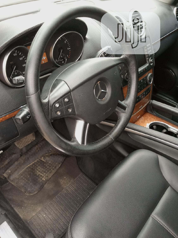 Mercedes-Benz GL Class 2007 GL 450 Silver | Cars for sale in Amuwo-Odofin, Lagos State, Nigeria