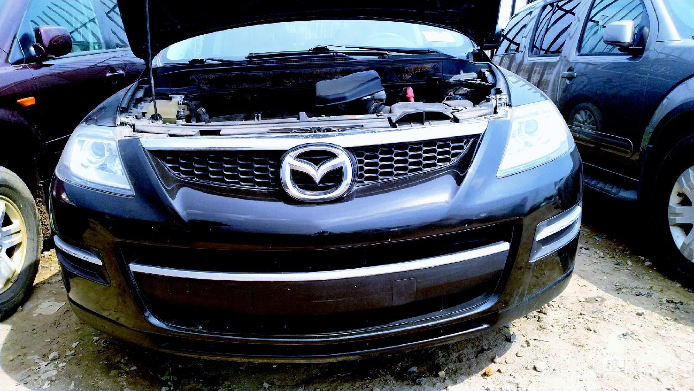 Mazda CX-9 2008 Touring AWD Black | Cars for sale in Isolo, Lagos State, Nigeria