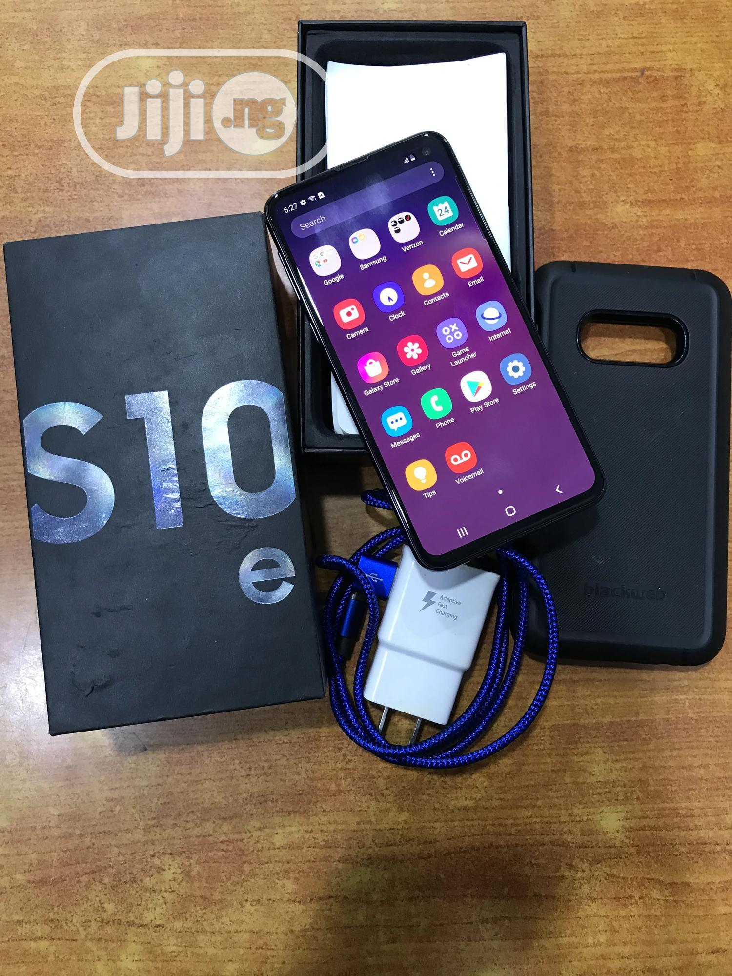 Samsung Galaxy S10e 128 GB Gray | Mobile Phones for sale in Ikeja, Lagos State, Nigeria