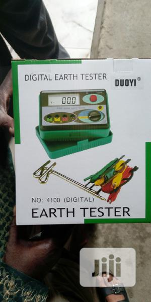 Earth Tester | Measuring & Layout Tools for sale in Lagos State, Alimosho