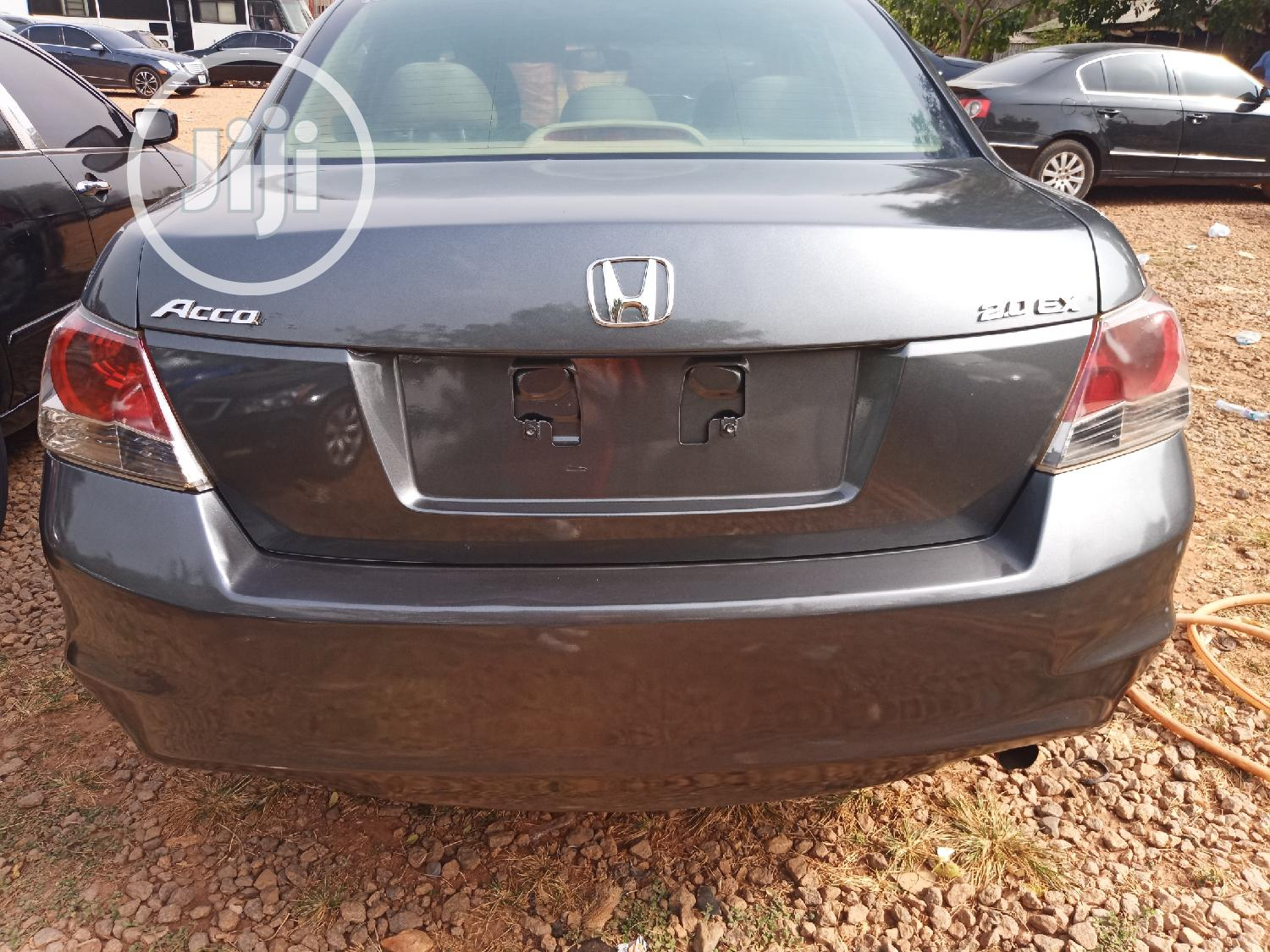 Honda Accord 2009 Gray | Cars for sale in Central Business Dis, Abuja (FCT) State, Nigeria