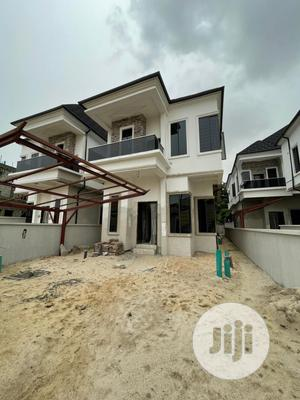 Luxury and Lovely 5 Bedroom Fully Detached Duplex With Bq | Houses & Apartments For Sale for sale in Lekki, Osapa london