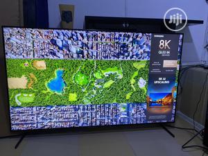 Samsung QE65Q900RA 65 Inch Smart HDR 8K Ultra HD QLED | TV & DVD Equipment for sale in Lagos State, Ikeja