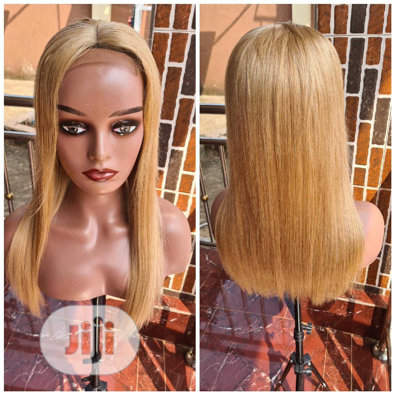Blon Wig 18inches