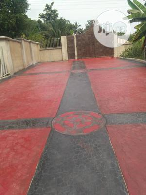 Floor Stamping Concrete | Building & Trades Services for sale in Anambra State, Awka