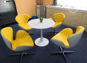 Yellow Adjustable Lounge Chair | Furniture for sale in Lagos State, Lekki