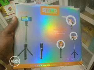 Xt-18+ Ring Light,Selfie Stick And Tripod Stand. | Accessories for Mobile Phones & Tablets for sale in Lagos State, Ikeja