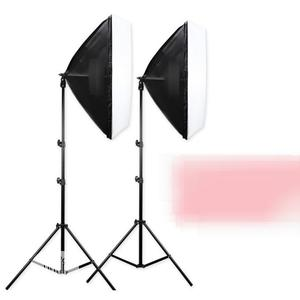 Light Stand 2 Pieces of Photography Studio Box Lighting Kit | Accessories & Supplies for Electronics for sale in Lagos State, Lekki