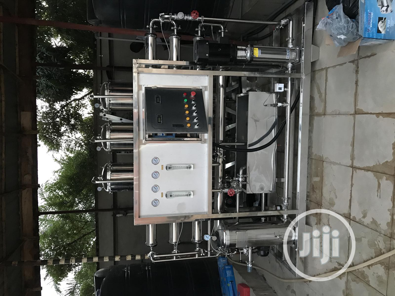 Water Treatment Plant | Manufacturing Equipment for sale in Kubwa, Abuja (FCT) State, Nigeria