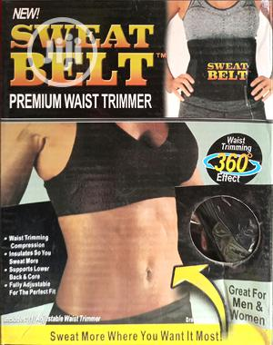 Sweat Belt. Premium Waist Trimmer | Sports Equipment for sale in Lagos State, Isolo