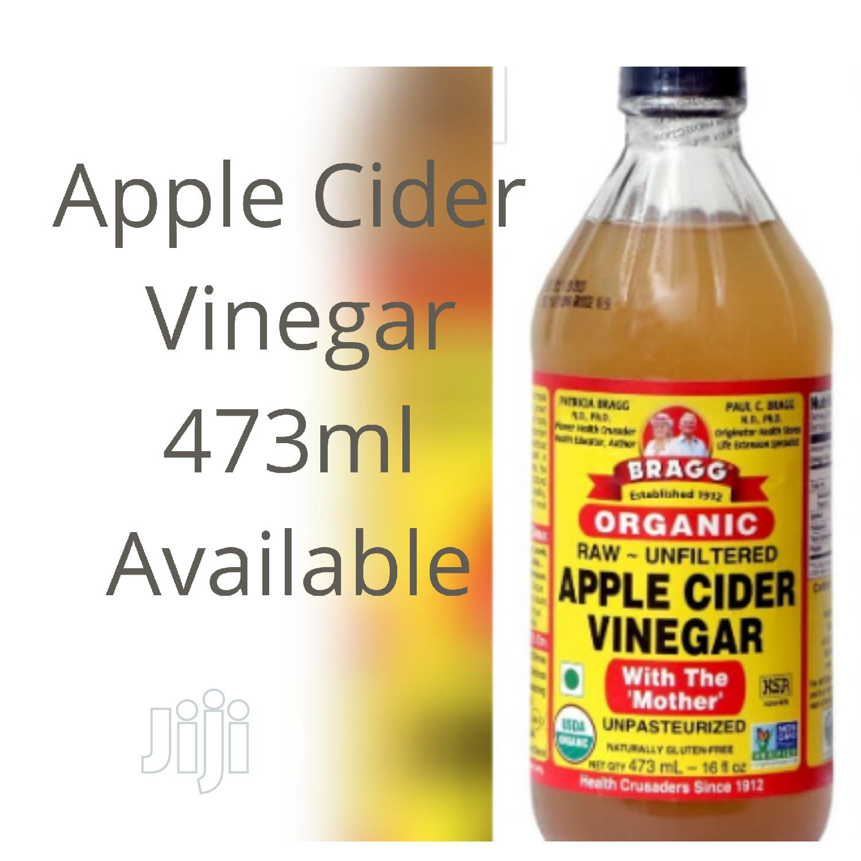 Archive: Bragg Apple Cider Vinegar 473ml
