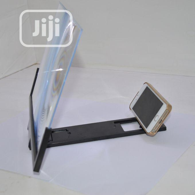 14inchs Folding Mobile Phone Screen 3D HD Amplifier Stand | Accessories for Mobile Phones & Tablets for sale in Ikoyi, Lagos State, Nigeria