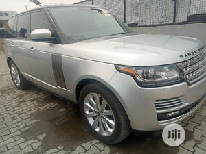 Land Rover Range Rover Vogue 2014 Silver | Cars for sale in Lagos State, Ajah