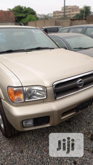 Nissan Pathfinder 2003 SE AWD SUV (3.5L 6cyl 4A) Gold | Cars for sale in Lagos State, Lekki